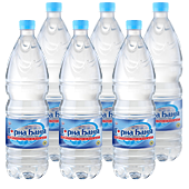 Минерална вода Горна баня 1.5 литра