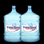 "Минерална вода ""Горна баня•""  19 литра"