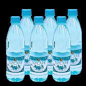 Минерална вода Хисаря 0.5 литра